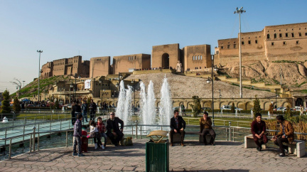 Euforie po Husajnově pádu a invaze uprchlíků: Čeští archeologové v nebezpečném Kurdistánu