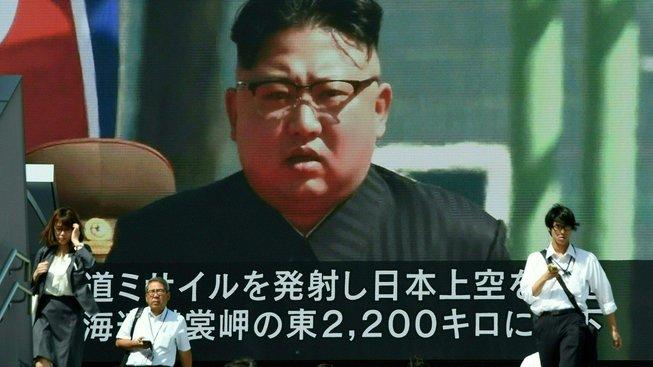 KLDR odpálila raketu den poté, co Japonsku a USA adresovala další vyhrůžky