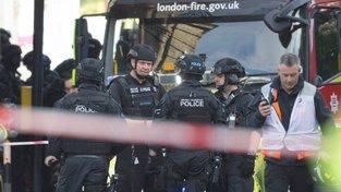 Incident policie označila za teroristický čin