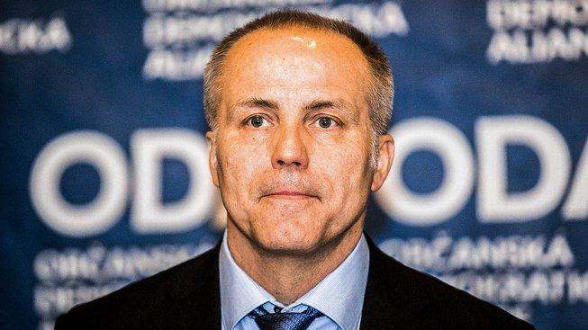 Šéf ODA Pavel Sehnal