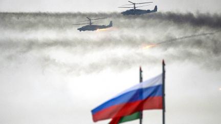 Zaútočí Rusko na Západ? Odpověď odhalují manévry