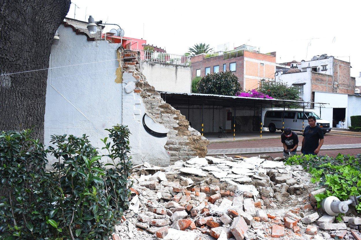 Zemětřesení v Mexiku