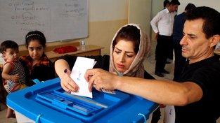 Podle odhadů se pro nezávislost v referendu vyslovilo 90% zúčastněných