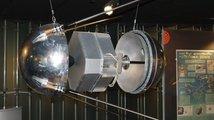 60 let od vypuštění Sputniku