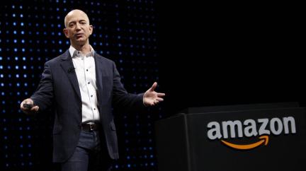 Zakladatel Amazonu Jeff Bezos končí ve funkci výkonného ředitele