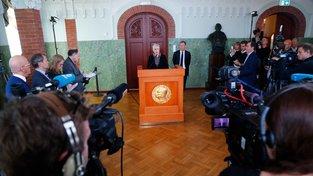 Páteční oznámení laureáta Nobelovy ceny za mír