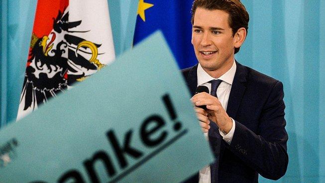 Sebastian Kurz se po volbách stane nejmladším evropským premiérem