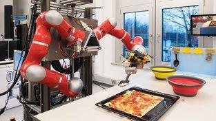 Roboti dnes už umí bez větších problémů vyrobit třeba pizzu