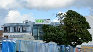 Sídlo firmy Agrofert Deutschland