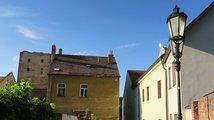 Bývalé židovské ghetto v Boskovicích