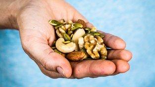 Alergie na ořechy je jedna z nejagresivnějších, často stačí stopové množství a dotyčný může dostat anafylaktický šok. Ilustrační snímek