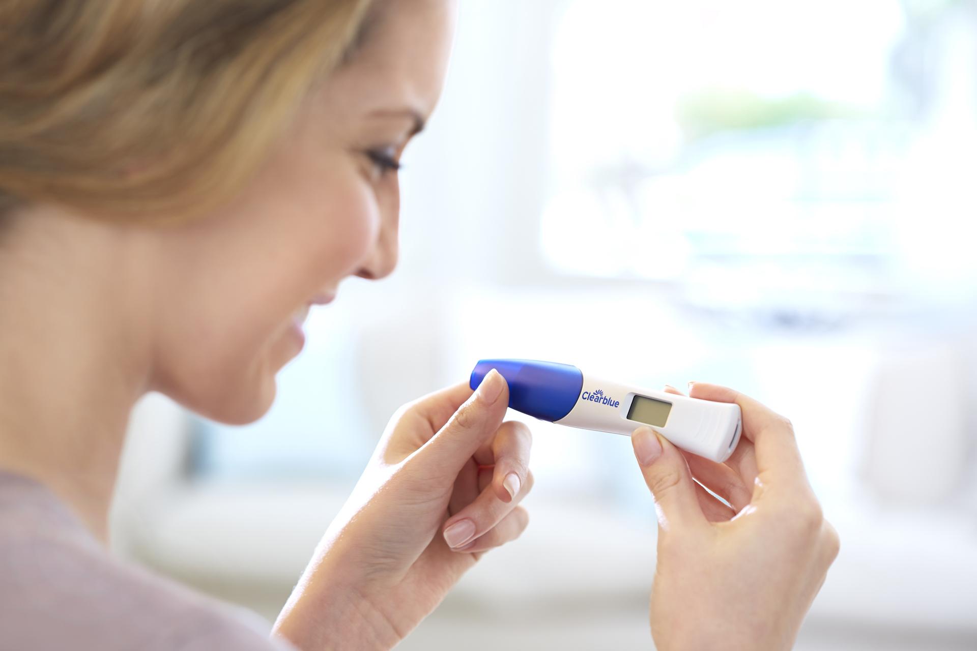 Datovací test na těhotenství