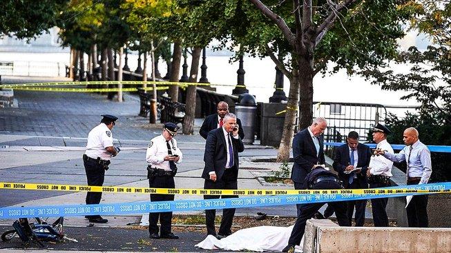 Útok si vyžádal osm obětí a 11 zraněných