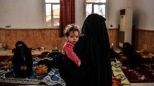Co s francouzskými vdovami po džihádistech? Ilustrační snímek