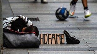 """""""Mám hlad"""". Třetina Italů pod třicet nemůže najít práci. Ilustrační snímek"""