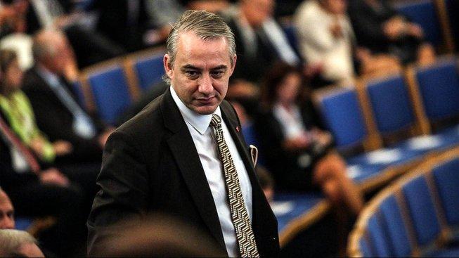Šéf odborářů Josef Středula