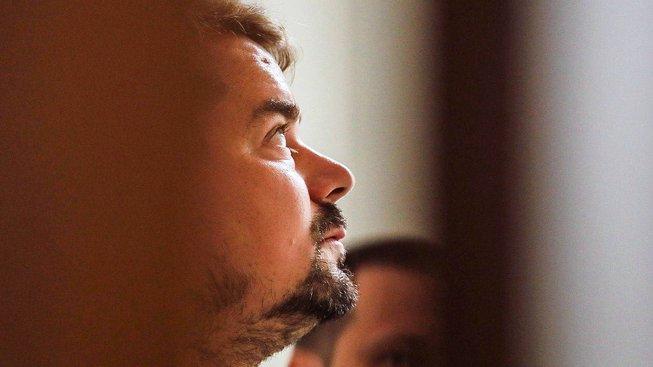 Lobbista Marek Dalík znovu nastoupil do vězení