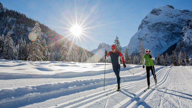 Běžecké lyžování u Achensee © Achensee Tourismus - Sportalpen