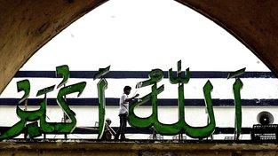 Fráze Allahu akbar neodmyslitelně patří k islámu, to jen džihádisté si ji přivlastnili. Ilustrační snímek