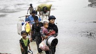 Rohingští uprchlíci