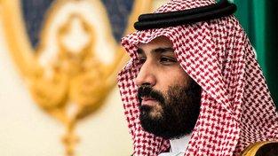 Saúdskoarabský korunní princ Muhammad bin Salmán