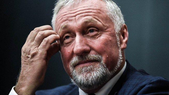 Expremiér a kandidát na prezidenta Mirek Topolánek