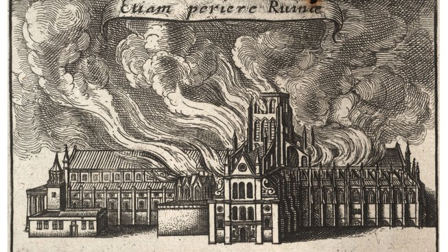 Wenceslas_Hollar_-_St_Paul's_burning_(Lex_ignea)_(State_4)