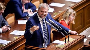 Poslanec ODS Petr Bendl ve Sněmovně končí
