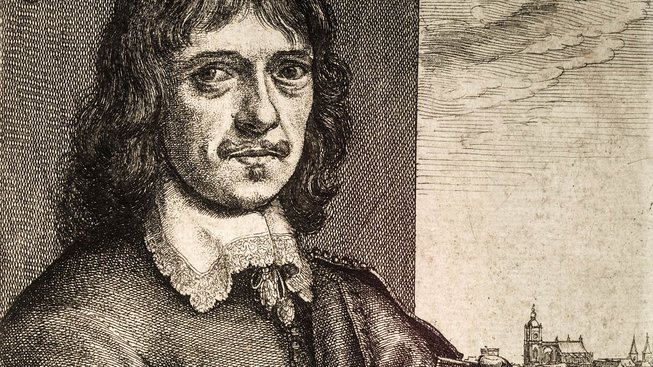 Rytec a grafik Václav Hollar