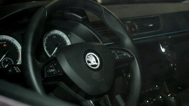 Škoda Superb, ilustrační snímek