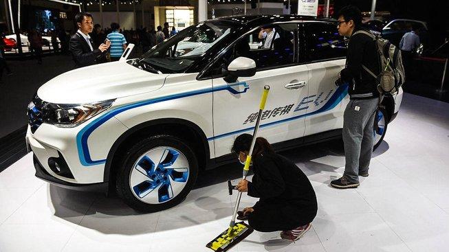 Největším problémem čínské automobilové značky Trumpchi není překvapivě vzhlede jejích aut, ale jméno