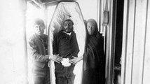 Viktoriánské fotografie mrtvých