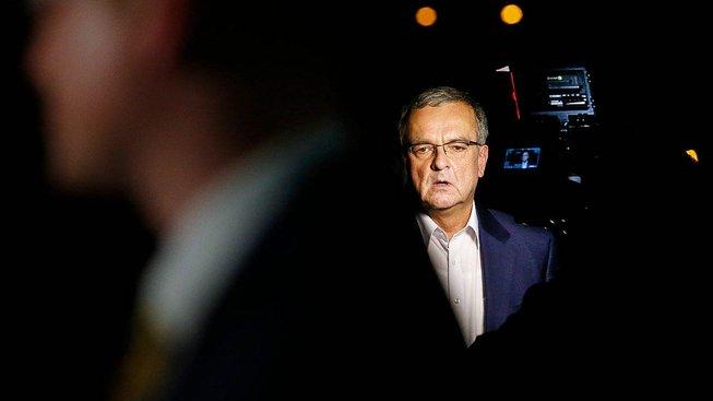 Miroslav Kalousek nikam neodchází