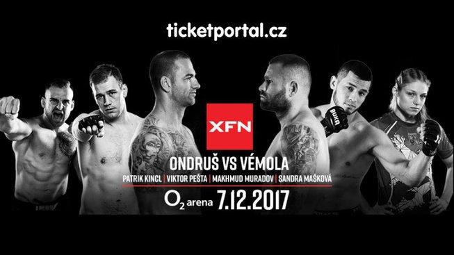 Velkolepý galavečer českého MMA se blíží