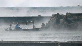 Severokorejský člun vyplavený u japonských břehů