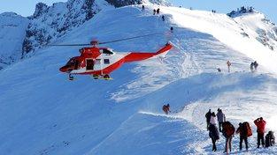 Každý třetí úraz na lyžích je vážný. Škody šplhají do milionů