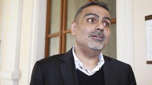 Česko-íránský podnikatel Shahram Abdullah Zadeh
