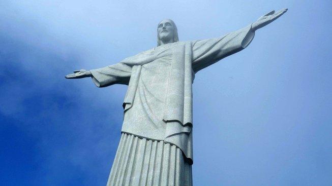 Kristova socha v Riu