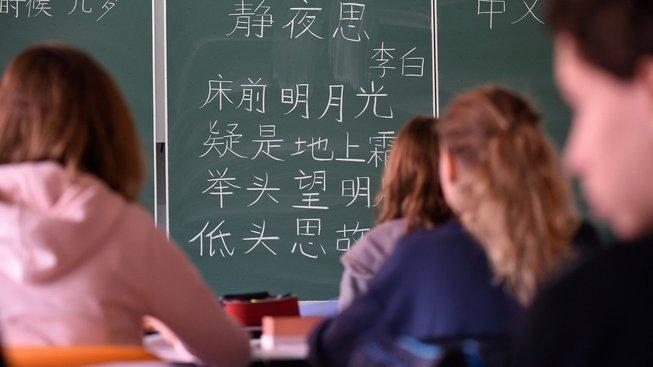 V Lucembursku se stále víc dětí učí čínštinu