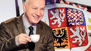 Kandidát na prezidenta Pavel Fischer v pořadu Rozstřel