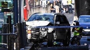 Podle svědků útočník jel až stokilometrovou rychlostí