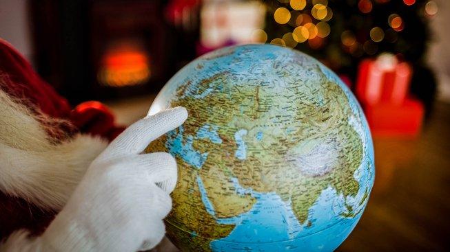 Vánoční tradice jsou napříč zeměkoulí velmi pestré