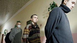 Ukrajinští zajatci na východě země, ilustrační snímek