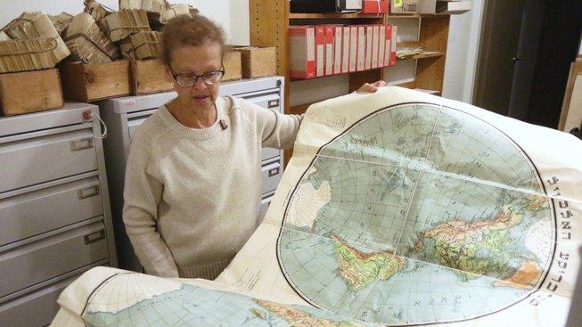 V kostele v litevském Vilniusu se našly dokumenty mapující historii Židů ve východní Evropě