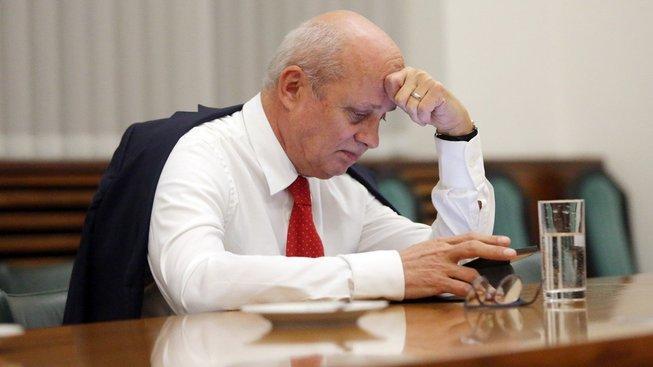 Prezidentský kandidát Michal Horáček