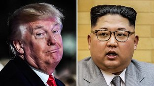 Donald a Kim