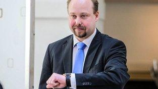 Jeroným Tejc se stal náměstkem ministra spravedlnosti Roberta Pelikána