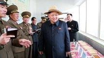 Proč severokorejský diktátor slaví narozeniny potichu