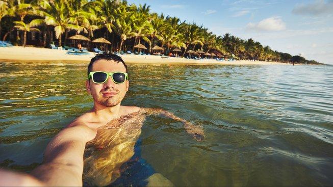 Je místo dostatečně sexy, aby si na něm turista mohl udělat selfie? Ilustrační snímek