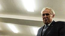 Dojede Miloš Zeman na taktiku, se kterou vyhrával?